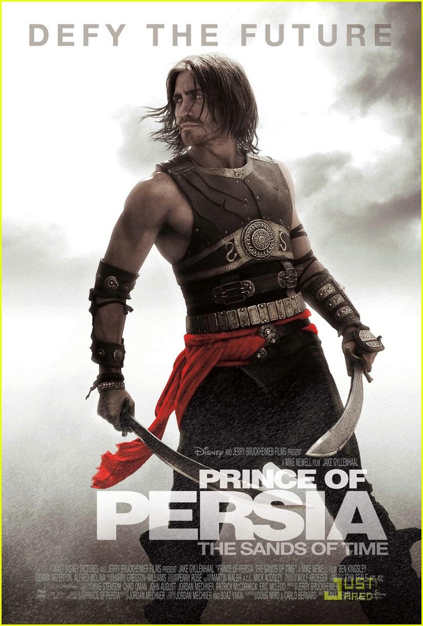 Jake gyllenhaal prince of persia movie
