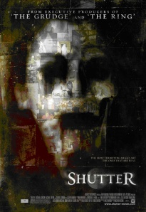 Shutter movie poster onesheet UK
